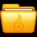 roxio,folder icon