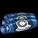 Capsule, Corp, Lot icon
