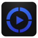 Blueberry, Mediaplayer icon