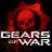 skull, gears, war icon