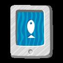 file fish icon