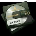 Illegal MiniDiscs icon