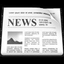 newspaper,news,headline icon