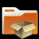 human,folder,tar icon
