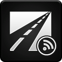 road,rss icon