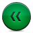 Button, Green, Rewind icon