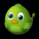 bird, connecting icon