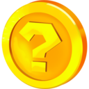 Question Coin icon