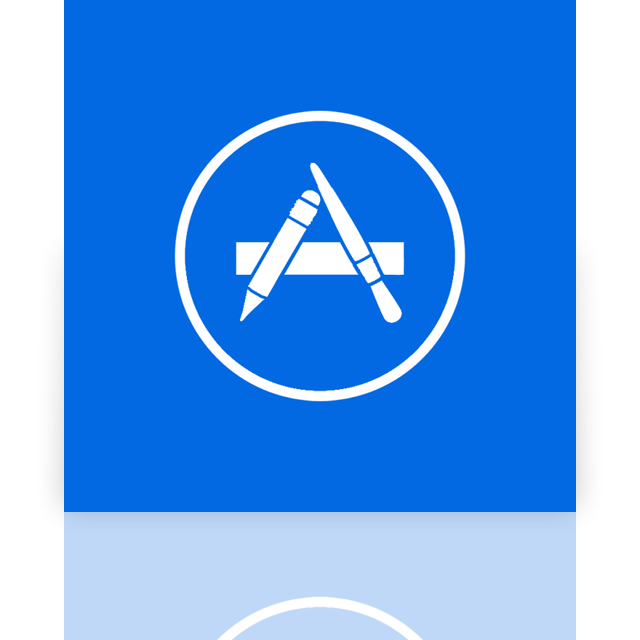 store, mirror, mac, app icon