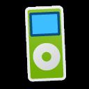 green, nano icon