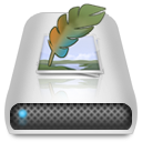 Drives Photoshop icon