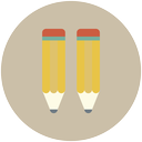 pen, write, pencil, draw, document icon