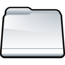 generic,white,folder icon