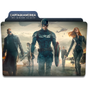 Captain America Winter Soldier Folder 4 icon