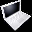 Mac Book White Off icon