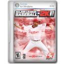 Major League Baseball 2K11 icon