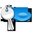 Key, Register icon