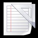 Mimetype templates icon