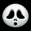 halloween, scream icon