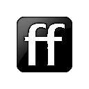 logo, friendfeed, square, 099313 icon
