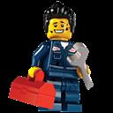 Lego, Mechanic icon