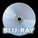 Disc bluray icon