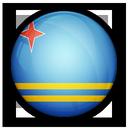 of, aruba, flag icon