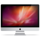imac, red icon