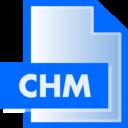 chm,file,extension icon