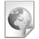 document, html, internet icon