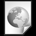 internet, url, document icon
