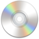 Cd, Disc, Dvd, Emblem icon