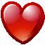 Bookmark, Heart, Love icon