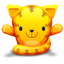 Cat Orange icon