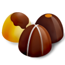 food, chocolate, cake icon