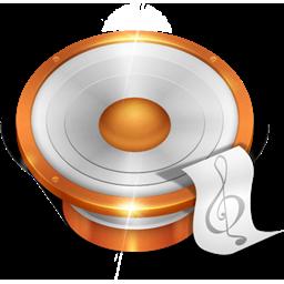 document, music, file, paper icon