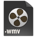 wmv, file, paper, document, video icon