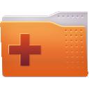 folder, add icon
