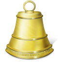 old, bell, alarme, alarm, education, teach, teaching, school, learn icon