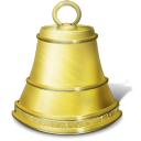 old, bell, alarme, alarm, education, teach, teaching, school, learn icon