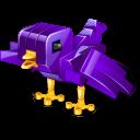 twitter bricks purple icon