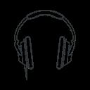 play, audio, headphone, headphones, music, volume, sound icon