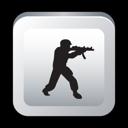 Counter, Strike icon