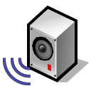 audio, loud, sound, server, speaker, voice, music icon