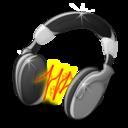 audacity,headphone icon