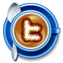 Coffee, Twitter icon