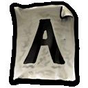 font,fool icon