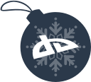 christmas, ball, deviantart icon