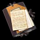 document, folder, file, paper icon