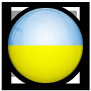 flag, ukraine, of icon